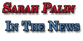 Sarah Palin in the news