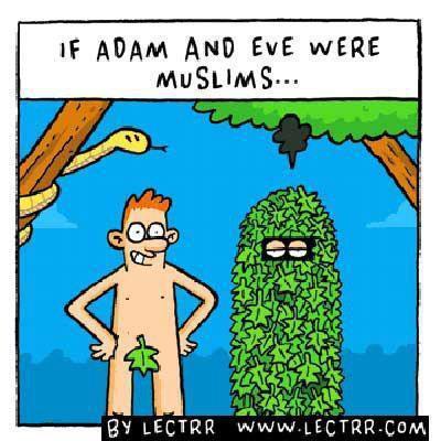 IfAdamAndEveWereMuslims