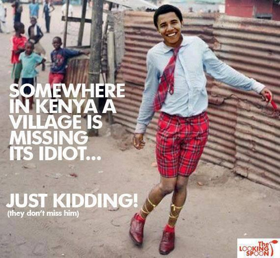 KenyanVillageIdiot