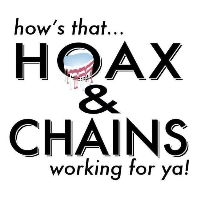 HoaxAndChains