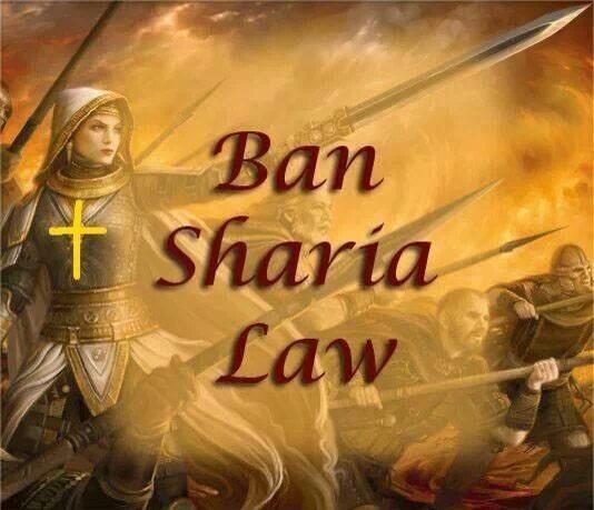 BanShariaLaw