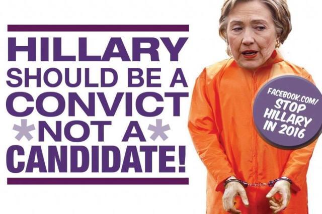 ConvictHillary