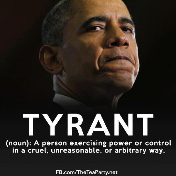 ObamaTyrant