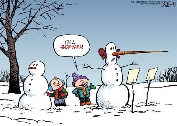 Snow-bama