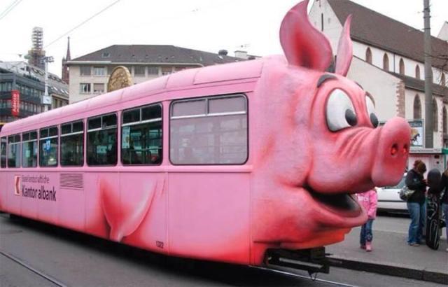 Muslim bus