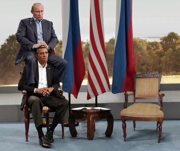 PutinFoundAnEmptyChair