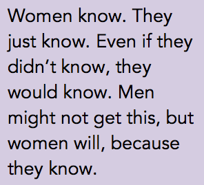 WomenKnow