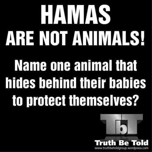 HamasAreNotAnimals