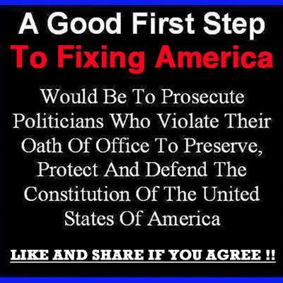 GoodFirstStepToFixAmerica