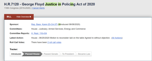 George Floyd act 7120 passes House image june 25th 2020.png
