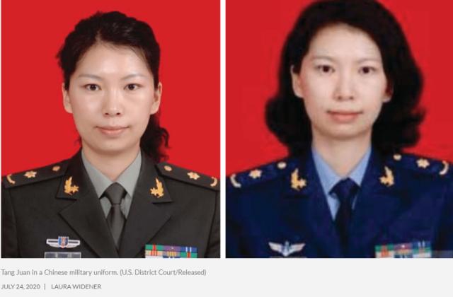 Chinese Spy - TangJuan