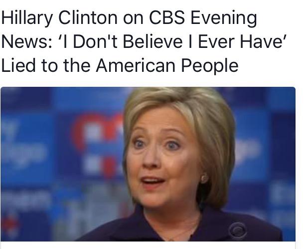 Hillary liar 001